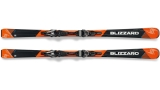 Blizzard POWER S8 TI SUSPENSION IQ + VÁZÁNÍ IQ POWER 12 TCX