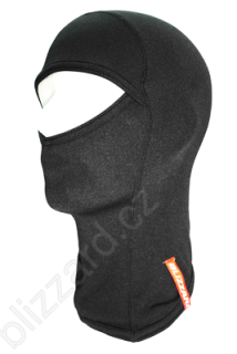 KUKLA BLIZZARD FUNCTION BALACLAVA JUNIOR,BLACK