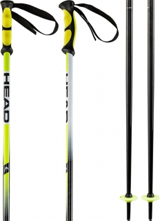 Head MULTI black-neon-yellow 105cm