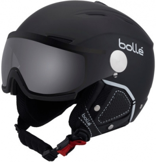 Bollé Backline Visor Premium soft black 2017/2018
