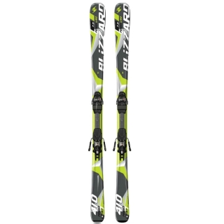 BLIZZARD Power RX 410 IQ, anthracite/green, 160 cm, 14/15