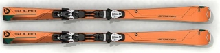 Sporten Sincro orange set 159cm
