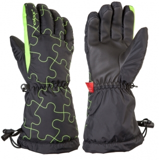 Dětské lyžařské rukavice RELAX PUZZY RR15A empty c526b7ba4a