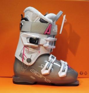 bc5a1777647 Juniorské sjezdové boty Alpina Ruby 5 vel.