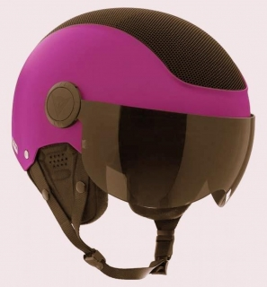 Dainese Vizor Soft, purple/black