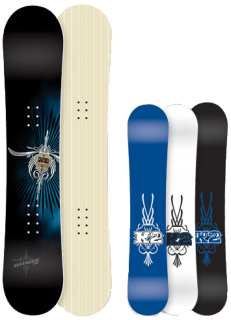 Snowboard K2 ILLUSION