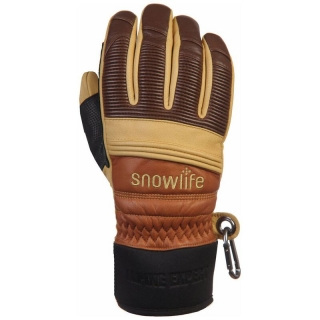 Snowlife Classic Leather ( Brown/caramel/beige)