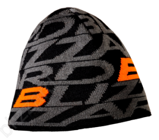 ČEPICE BLIZZARD DRAGON CAP BLACK/ORANGE