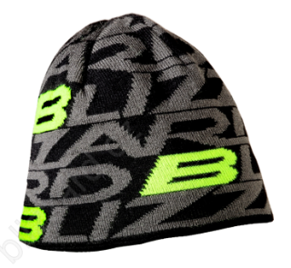 ČEPICE BLIZZARD DRAGON CAP BLACK/GREEN